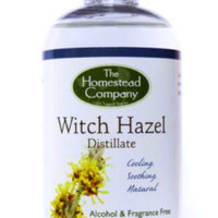 THE HOMESTEAD COMPANY WITCH HAZEL DISTILLATE pack of 4 uploaded by Rebecca P.