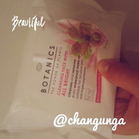 Boots Botanics All Bright Cleansing Face Wipes uploaded by Elena S.
