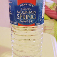 Trader Joe's® Natural Mountain Spring Water uploaded by Annie R.