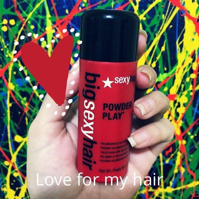 SexyHair Hairspray Big Spray & Play Volumizing uploaded by MaEug R.