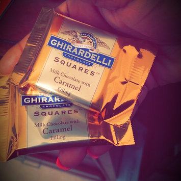 Ghirardelli Chocolate Squares Milk & Caramel uploaded by Jennifer B.