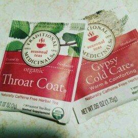 Traditional Medicinals Seasonal Sampler Herbal Tea Bags, 16 count, (Pack of 6) uploaded by Drea D.