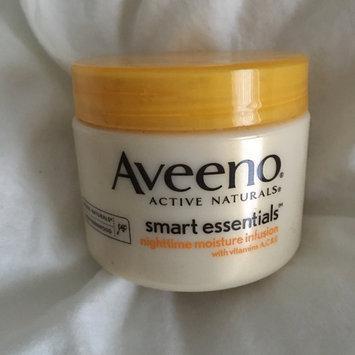 Photo of Aveeno® Smart Essentials® Nighttime Moisture Infusion uploaded by Gina B.