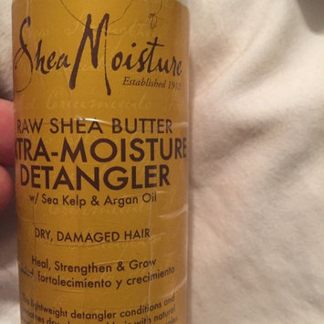 Photo of SheaMoisture Raw Shea Butter Extra-Moisture Detangler uploaded by Nataria G.