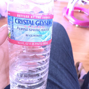 Photo of Crystal Geyser® Alpine 1 L Natural Spring Water 12 Ct Plastic Bottles uploaded by Leslie I.