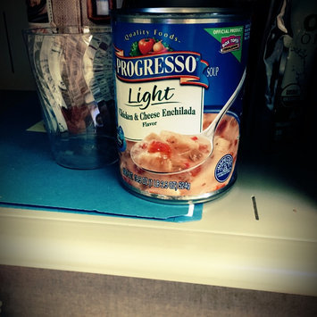 Progresso Soup Light Chicken & Cheese Enchilada uploaded by Soyoung L.