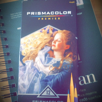 Photo of Prismacolor Verithin Colored Art 12-piece Woodcase Pencils uploaded by Sequoiajo  B.