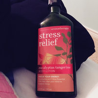 Bath & Body Works Aromatherapy Stress Relief Eucalyptus Tangerine Body Lotion 6.5 Oz. uploaded by Courtney S.