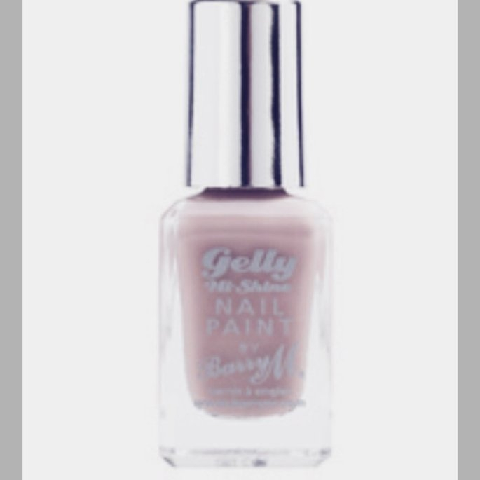 Barry M Gelly Hi-Shine Nail Paint - Rose hip £3.99 uploaded by Milly B.