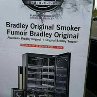 Bradley Technologies BS611 Bradley Original Smoker uploaded by Selena B.