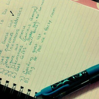 Pilot G2 Fashion Gel Ink Pen, Assorted Ink/Barrels (5 pack) uploaded by Courtney C.
