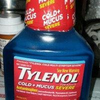 Tylenol Cold Multi-Symptom Severe Daytime Liquid uploaded by Chacity M.