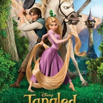 Tangled uploaded by Jean T.