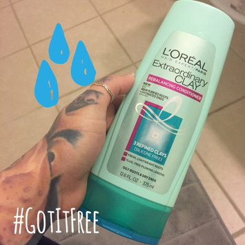 L'Oréal Extraordinary Clay Rebalancing Conditioner uploaded by Haley E.