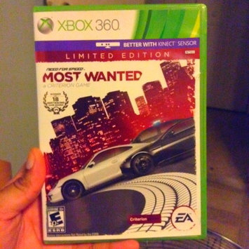 Electronic Arts Need for Speed Most Wanted uploaded by Asia G.