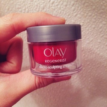 Olay Regenerist Micro-Sculpting Cream uploaded by Michelle G.