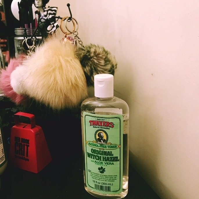 Thayer,henry Thayer's: Witch Hazel with Aloe Vera, Original Toner 12 oz uploaded by Jasmine C.