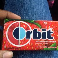 Orbit Sugar Free Gum Strawberry Remix uploaded by Amber M.