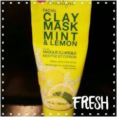 Freeman Feeling Beautiful Clay Mask Mint & Lemon uploaded by Angela T.