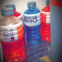 Powerade Zero Ion4 Strawberry Sports Drink uploaded by Andrea N.