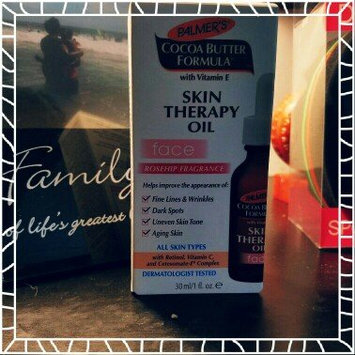 Photo of Palmers Palmer's Cocoa Butter Formula Skin Therapy Oil - 1 oz uploaded by OnDeane J.
