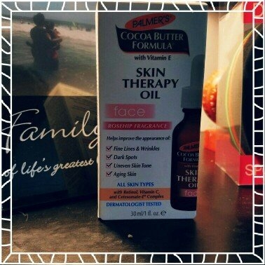 Palmers Palmer's Cocoa Butter Formula Skin Therapy Oil - 1 oz uploaded by OnDeane J.