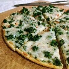 Photo of Dr. Oetker Ristorante Pizza Spinaci uploaded by steve l.