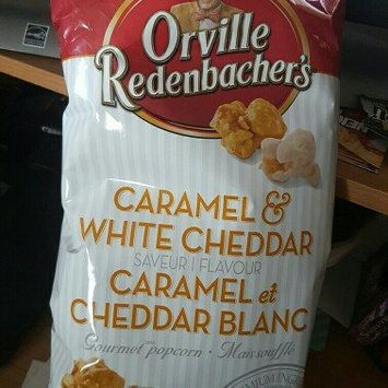 Photo of Orville Redenbacher's® Caramel White Cheddar Popcorn uploaded by Vanessa A.