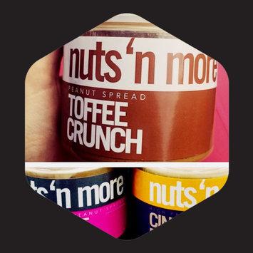 Nuts N More - Toffee Peanut Butter Crunch - 16 oz. uploaded by Jordan D.