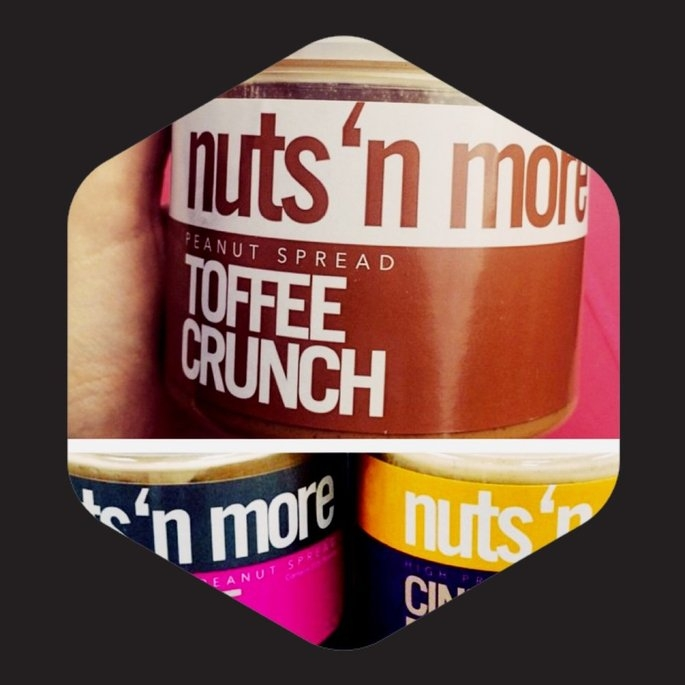 Nuts N More - Toffee Peanut Butter Crunch - 16 oz. uploaded by Jordan D.