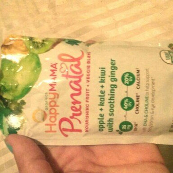 Photo of Happy Mama® Prenatal 4 oz. Apple, Kale, Kiwi With Soothing Ginger Fruit And Veggie Blend uploaded by Jessica L.