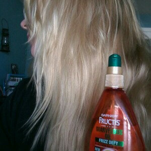 Photo of Garnier Fructis Style Unruly Hair Oil, 5.1 oz uploaded by Trinity S.