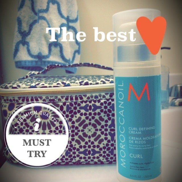 Moroccanoil Curl Defining Cream uploaded by Donna F.