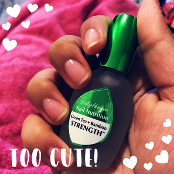 Photo of Sally Hansen® Nail Nutrition Nail Strengthener uploaded by Brianna T.