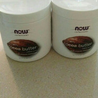 NOW Solutions Cocoa Butter 100% Pure Multi-Purpose Moisturzer uploaded by december t.