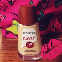 COVERGIRL Clean Normal Liquid Makeup uploaded by Angel 0.