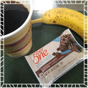 Photo of Fiber One 90 Calorie Chocolate Fudge Brownie uploaded by Marisol P.
