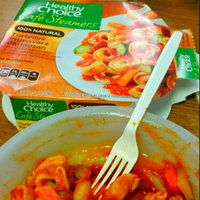 Healthy Choice Cafe Steamers 100% Natural Tortellini Primavera Parmesan uploaded by Olivia W.