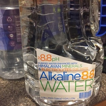 Alkaline84 BG10106 Alkaline Enhanced Alkaline Water - 4x1GAL uploaded by Michael V.