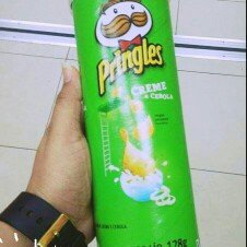 Pringles Potato Crisps Sour Cream & Onion uploaded by Amanda B.