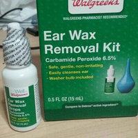 Walgreens Ear Wax Removal Kit, .5 fl oz uploaded by Nancy R.