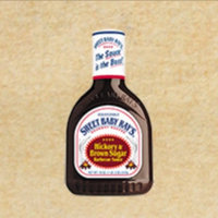 Sweet Baby Ray's® Hickory & Brown Sugar Barbecue Sauce uploaded by Misty E.