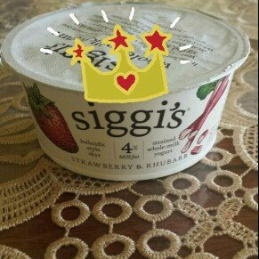 Photo of Siggi's Yogurt Strained Non-Fat Strawberry uploaded by Cherry G.