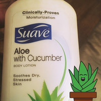 Suave® Soothing with Aloe Body Lotion uploaded by Desirè G.