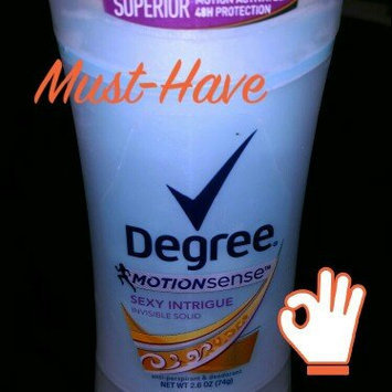 Degree Motion Sense Deodorant - 2.6 oz uploaded by Katelyn S.