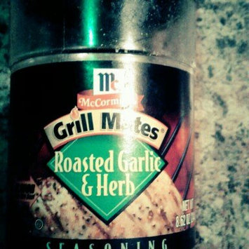McCormick Grill Mates Roasted Garlic & Herb Seasoning 8.62 Oz Shaker uploaded by Jennifer K.