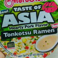 Maruchan Taste of Asia™ Tonkotsu Ramen Noodle Soup Bowl uploaded by Yolanda M.