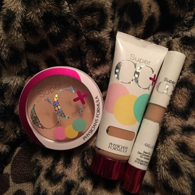 Physicians Formula Super CC+ Color-Correction + Care Cream SPF 30 uploaded by Nicole G.
