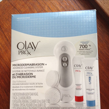 Olay Professional Microdermabrasion + Advanced Cleansing System uploaded by Paola T.