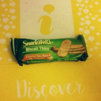 SnackWell's Caramel Macchiato Biscuit Thins uploaded by Rachel W.